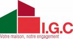 Logo agence IGC CONSTRUCTION