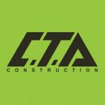 Logo agence CTA CONSTRUCTION