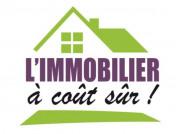 L'IMMOBILIER A COÛT SÛR !