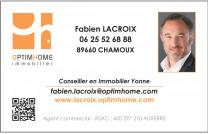 LACROIX FABIEN AGENT MANDATAIRE OPTIMHOME
