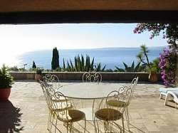 Vacation rental house / villa Les issambres 1 350€ - Picture 1