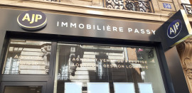 AJP IMMOBILIER Paris 16