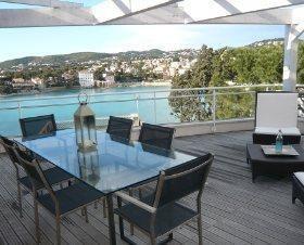 Location vacances appartement Bandol 1000€ - Photo 1
