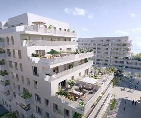 Vendita nuove costruzione Meudon la foret  - Fotografia 1