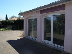 Location local commercial Pibrac 360€ CC - Photo 5