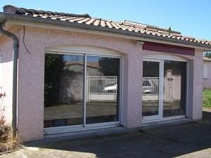 Rental empty room/storage Pibrac 410€ CC - Picture 2