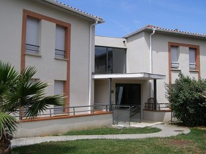 Rental apartment Pibrac 634€ CC - Picture 1