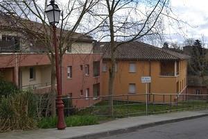 Rental apartment Aussonne 470€ CC - Picture 2