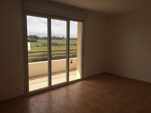 Location appartement Leguevin 500€ CC - Photo 2