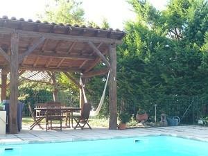 Rental house / villa Endoufielle 1500€ CC - Picture 2