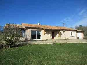 Vente maison / villa Lamonzie montastruc 173650€ - Photo 1