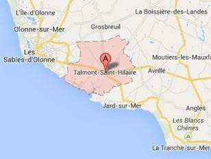 Sale house / villa Talmont-saint-hilaire 190000€ - Picture 9