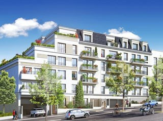 Appartement,  m² - Chatillon (92320)