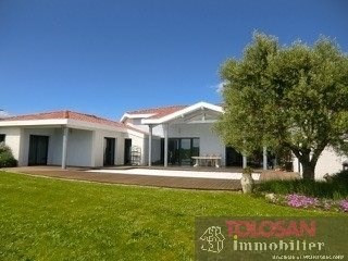 Vente de prestige maison / villa Revel 618 000€ - Photo 1