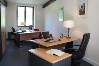 Rental office Morainvilliers 3500€ CC - Picture 2