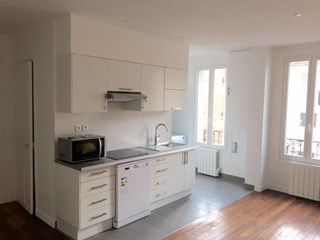 Rental apartment Boulogne-billancourt 1 600€ CC - Picture 1