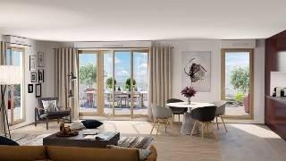 Vendita nuove costruzione Meudon la foret  - Fotografia 2