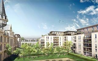 Locação apartamento Caen 486,71€ CC - Fotografia 2