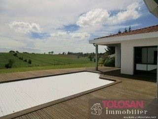 Vente de prestige maison / villa Revel 618 000€ - Photo 2