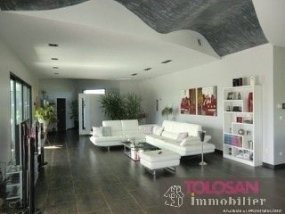 Vente de prestige maison / villa Revel 618 000€ - Photo 5