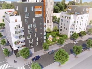 Vendita nuove costruzione Bobigny  - Fotografia 1