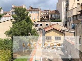 Sale apartment Marseille 6ème 88000€ - Picture 1
