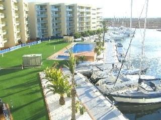 Vente appartement Roses santa-margarita 185000€ - Photo 2