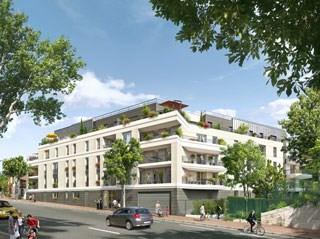 Appartement,  m² - Fontenay Aux Roses (92260)