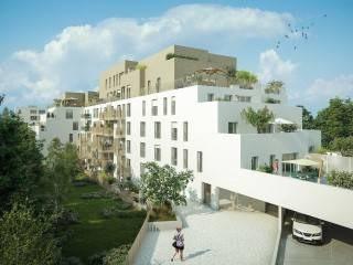 Vendita nuove costruzione Romainville  - Fotografia 3