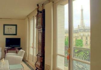 Alquiler  apartamento Paris 16ème 7000€ CC - Fotografía 7