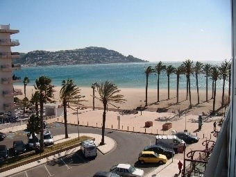 Location vacances appartement Roses santa-margarita 320€ - Photo 10