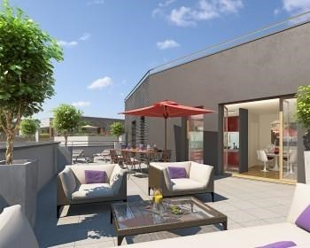 Vendita nuove costruzione Saint-cyr-l'école  - Fotografia 4