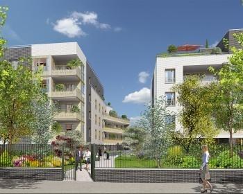 Vendita nuove costruzione Saint-cyr-l'école  - Fotografia 3