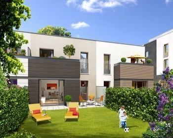 Vendita nuove costruzione Saint-cyr-l'école  - Fotografia 2