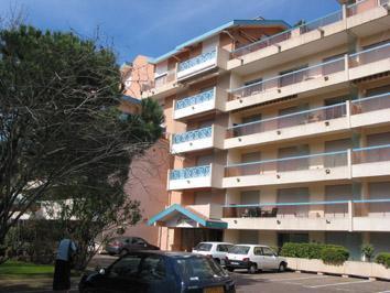 Location vacances appartement Arcachon 292€ - Photo 1