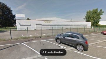 Verkoop  werkplaats Illkirch-graffenstaden 1260000€ - Foto 1