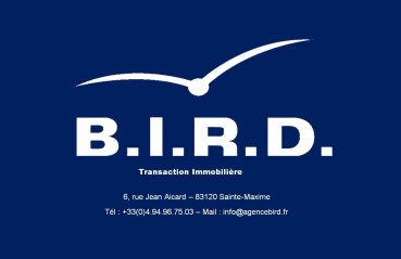 Real estate agency AGENCE BIRD in Sainte Maxime