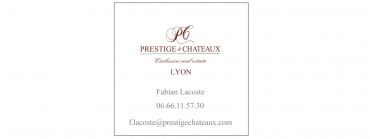 Real estate agency PRESTIGE CHATEAUX LYON in