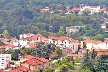 Sale house / villa Francheville 540000€ - Picture 1