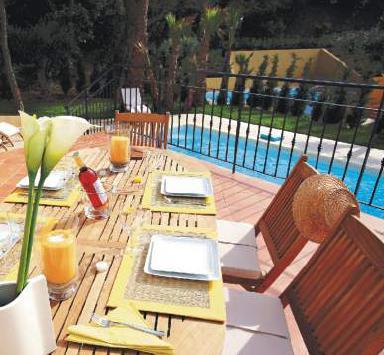 Location vacances maison / villa Sainte maxime 966€ - Photo 4