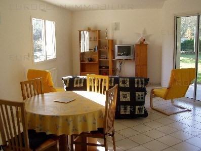 Vermietung von ferienwohnung haus Le porge 495€ - Fotografie 2