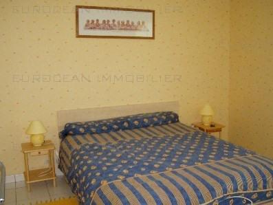 Vermietung von ferienwohnung haus Le porge 495€ - Fotografie 4