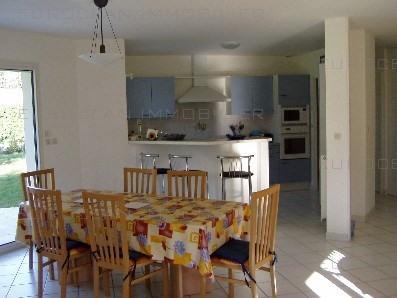 Vermietung von ferienwohnung haus Le porge 495€ - Fotografie 3