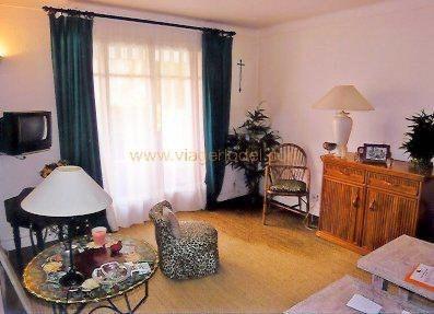 Viager appartement Cagnes-sur-mer 73000€ - Photo 1