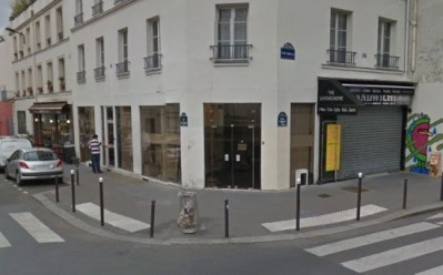 Location Boutique Paris 13ème