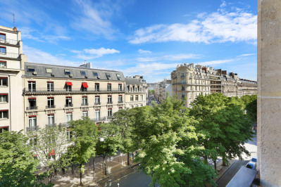 Paris 8th District – An ideal pied a terre in a prestigious loca