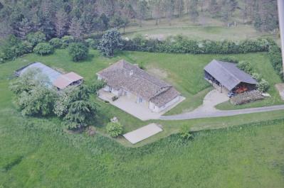 Grande Maison familiale avec piscine couverte
