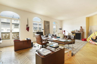 Paris 16th District – A very spacious, bright and peaceful apart