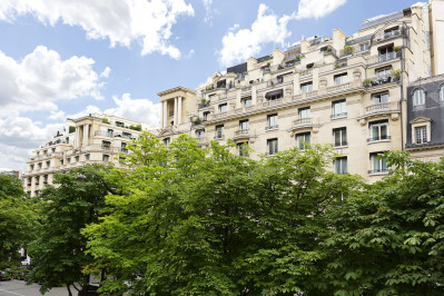 Paris 8th District – A luxurious pied a terre.