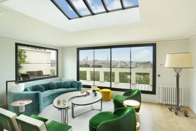 Paris VIIe - Quai d'Orsay - Penthouse